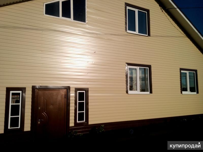 Дом в д. Устиново 120 кв. м.