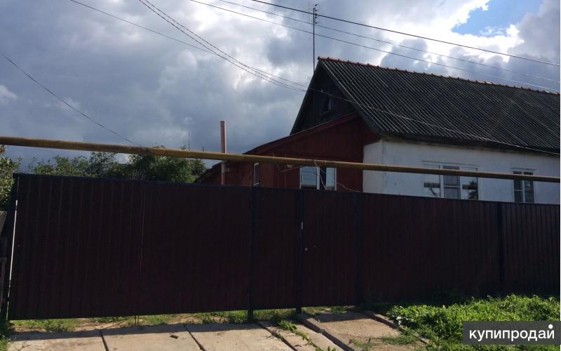 Продается половина дома в г. Суворове по Ул. Лермонтова(жил.пл.51,4)