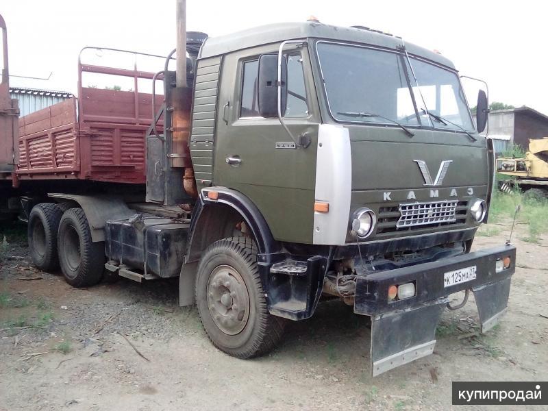 Продам КамАЗ 5410 с Прицепом