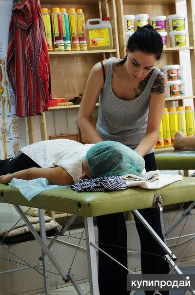 Предлагаю услуги массажа