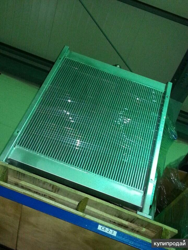 Радиатор охлаждения двигателя на буровую установку JunJin SD -1300E