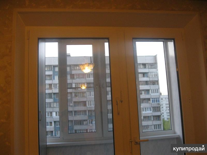 Остекление лоджий и балконов москва.