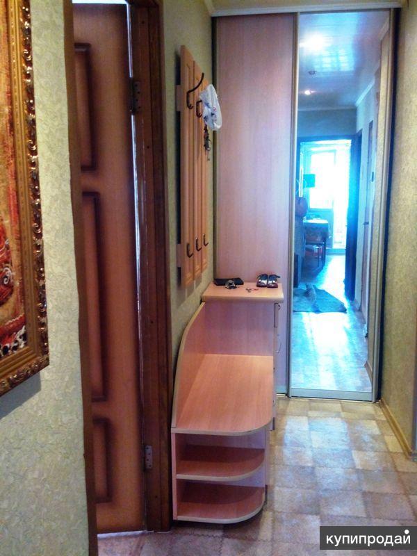 Продам 2комн. квартиру 44м кирп. дом с поквартирным отоплением, хороший ремонт.