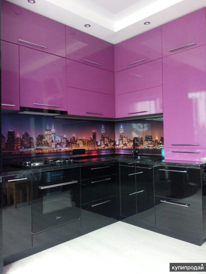 одном интервью стеновой фартук для розовой кухни фото она притягивает взор