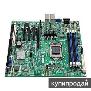 Intel S1200btl Socket LGA1155