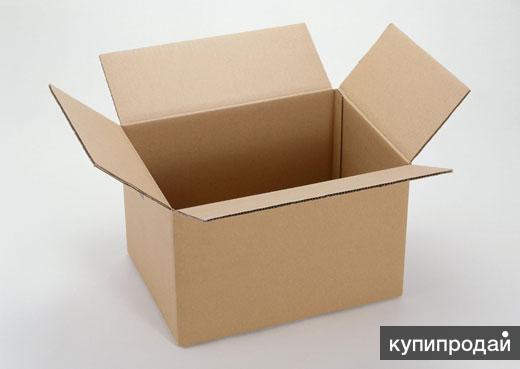 Упаковка- гофрированный картон