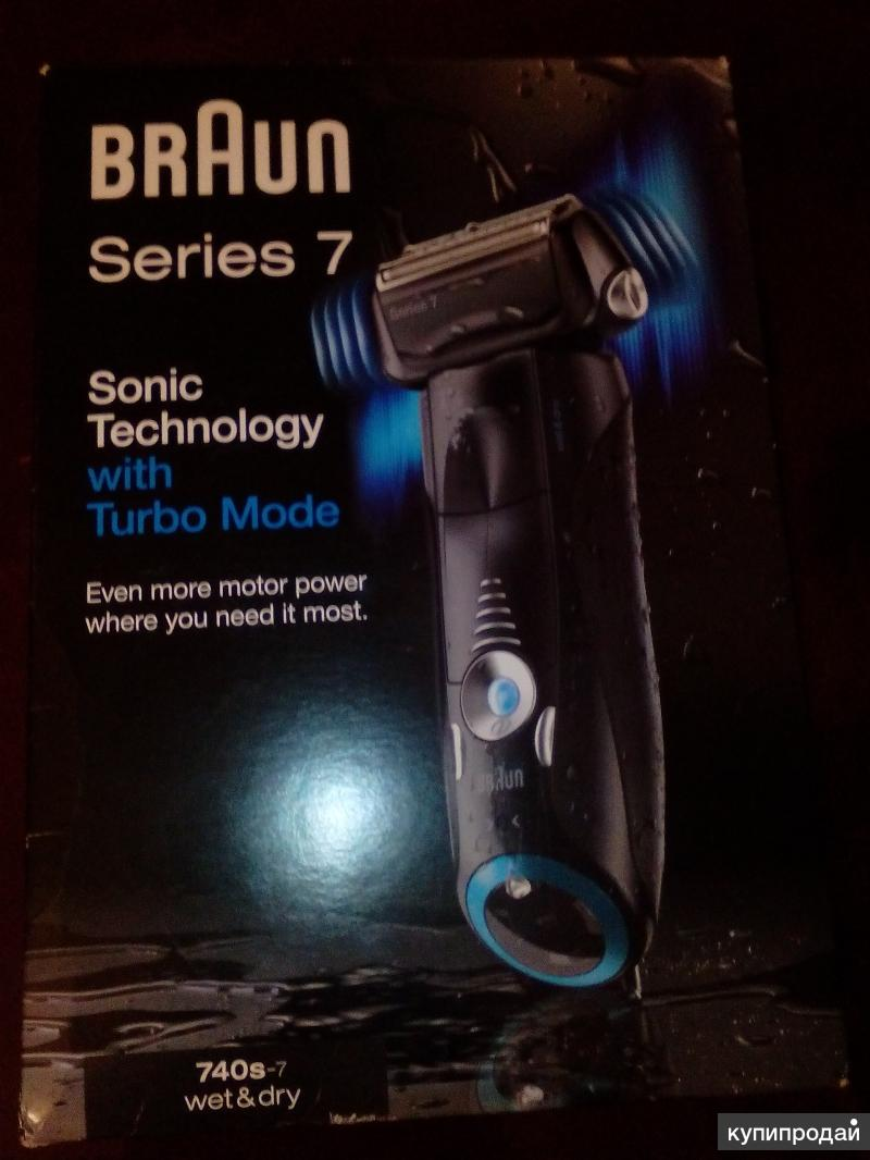 Braun Series7,(740s-7).