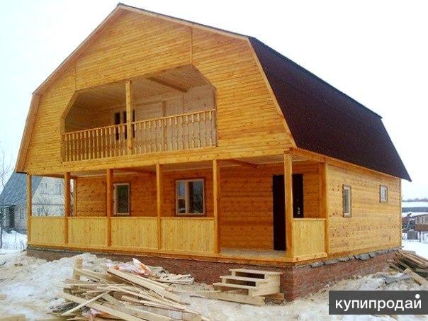 Деревянные бани и дома,строительство и ремонт.