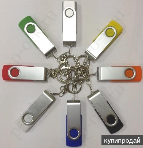 Флешки металл-пластик оптом под логотип компании. USB накопители металл