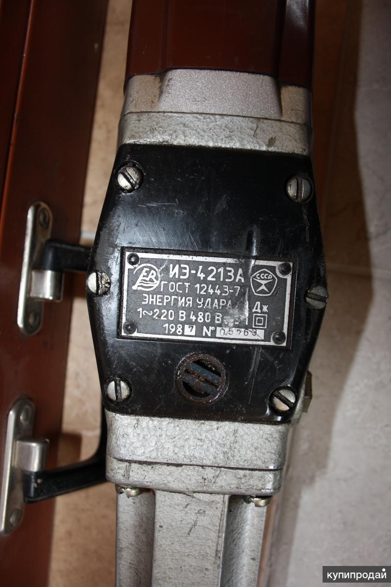 отбойный молоток электрический иэ 4218