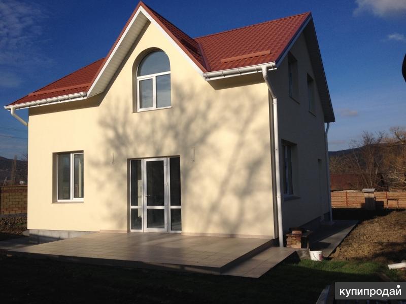 Продам новый дом в с. Гончарное