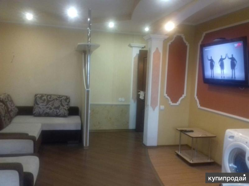 Сдам ПОСУТОЧНО квартиру с дизайнерским ремонтом ул. Большая Московская, 108