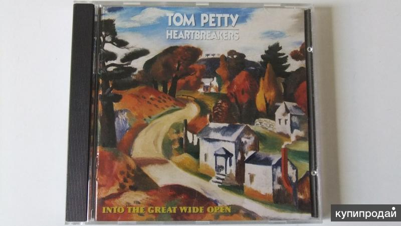 Tom Petty And The Heartbreakers ‎/CD/ Into The Great Wide Open