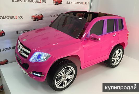 Продаем детский электромобиль mercedes-benz sls глк 300