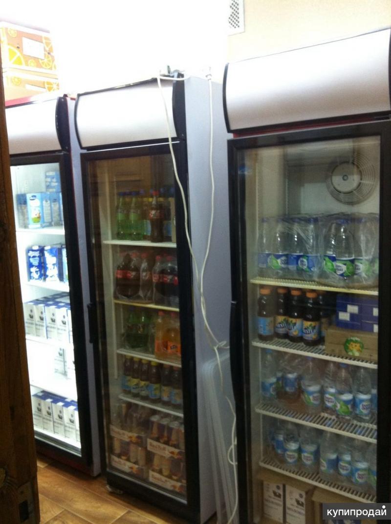 Холодильные шкафы Coldwell 450 б/у 3 шт.