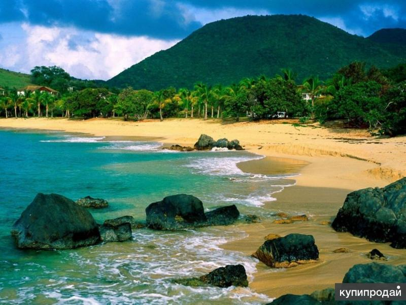 Канарские острова океан