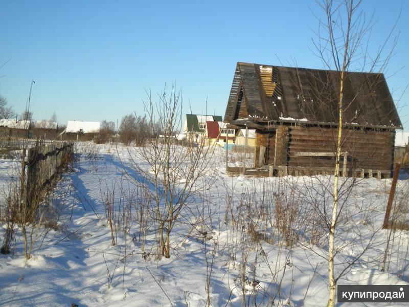 Село Еремейцево. Участок 28 соток. (ИЖС). 30 км от города. Волга в 5 мин ходьбы.