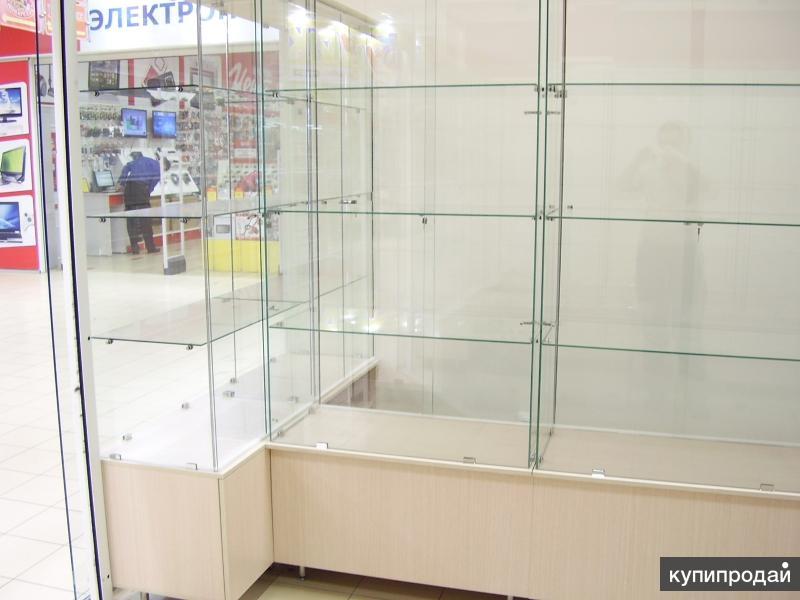 Витрины стекло-лдсп