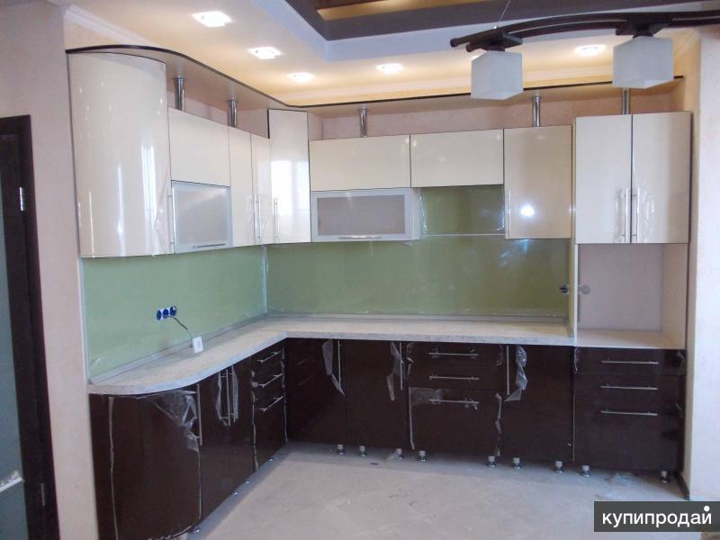 Производим пластиковые кухонные фасады