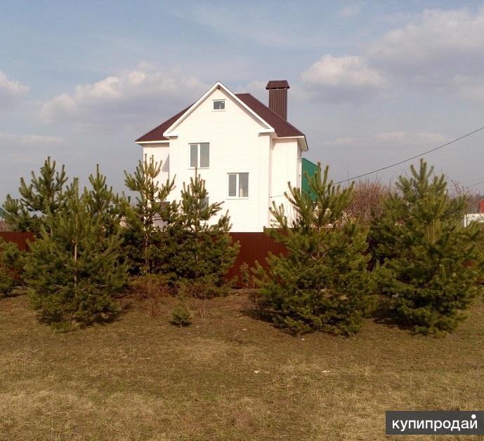 Дом 174.7 м² на участке 15 сот.