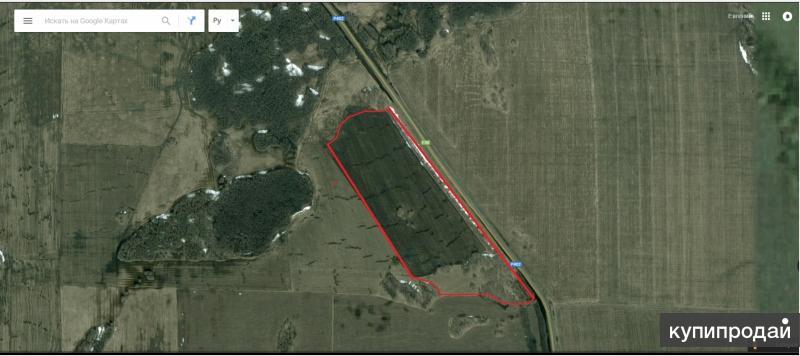 Продам земельный участок 25 га СНТ ДНП