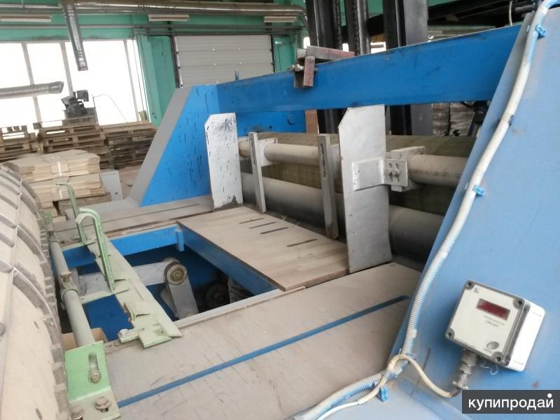 Линия для изготовления коробов сложной высечки FR-2C1700