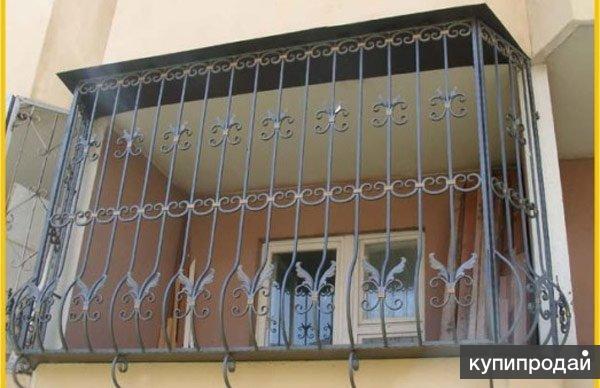 Решетки металлические на заказ