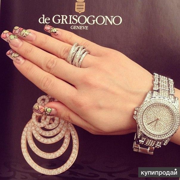 Купить кварцевые часы Де гризогоно de Grisogono цены
