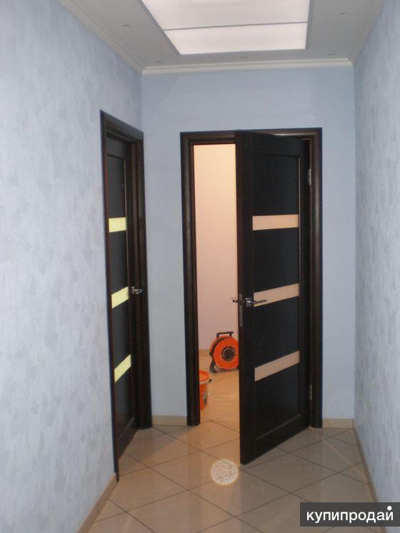 установка установщик межкомнатных дверей