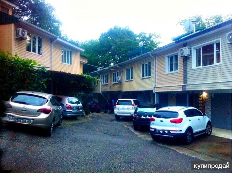2этажный жилой гараж в Сочи