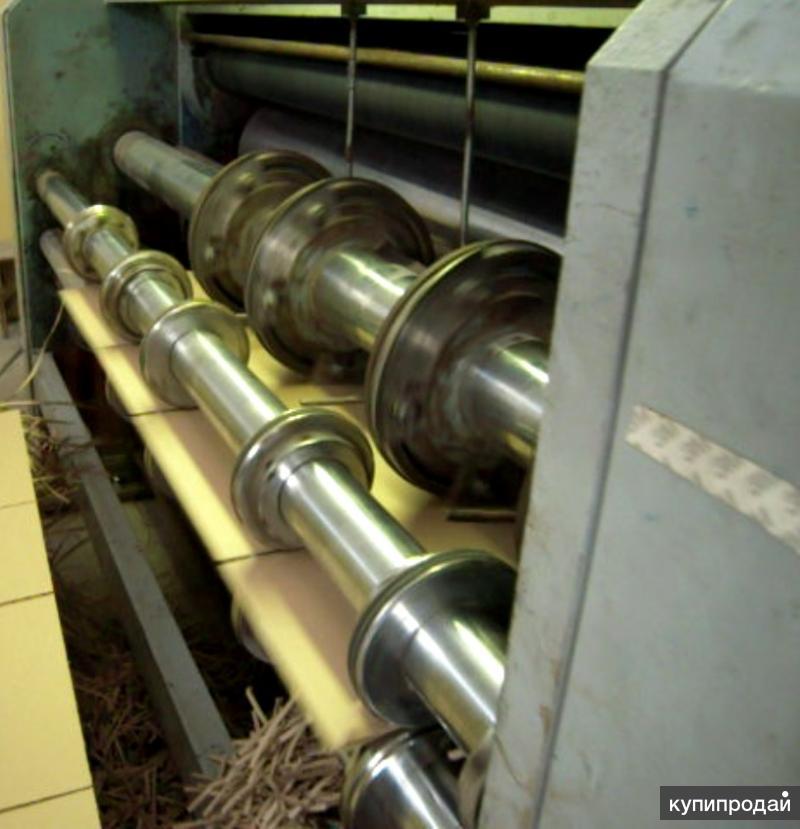 Линия для производства 4-хклапанного короба Transpack