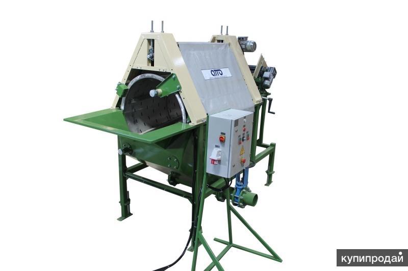оборудование машина для мойки овощей, картофеля, моркови, корнеплодов УМ-10