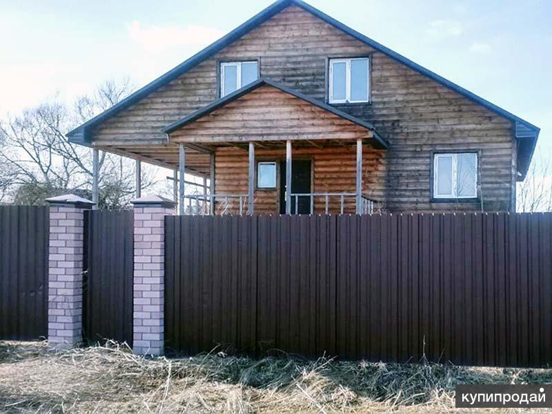 Дом в д.Жуклино, 80 км от МКАД, Ярославское направление. Возможен торг!