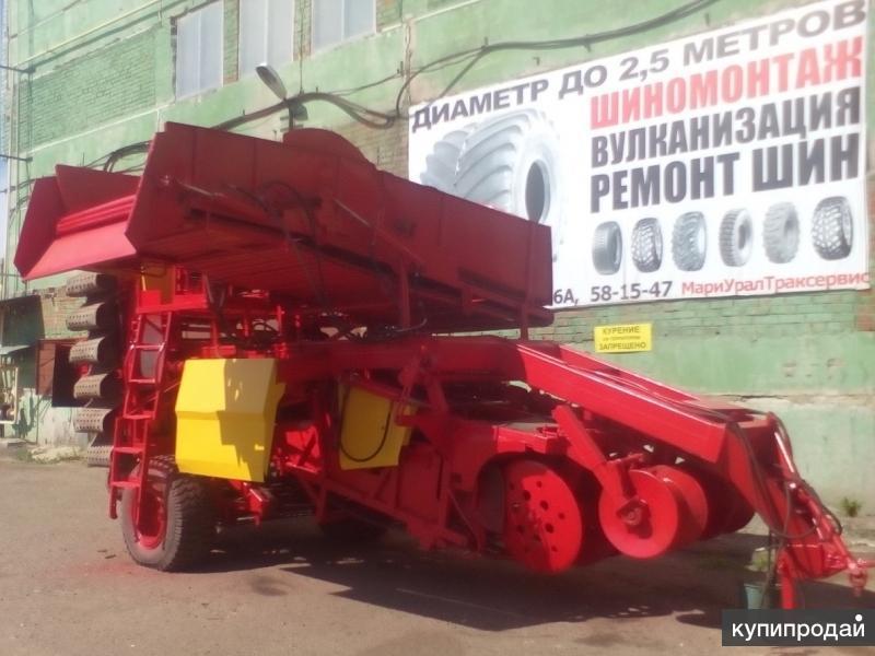 Продается Картофелеуборочный комбайн кпк-2-01
