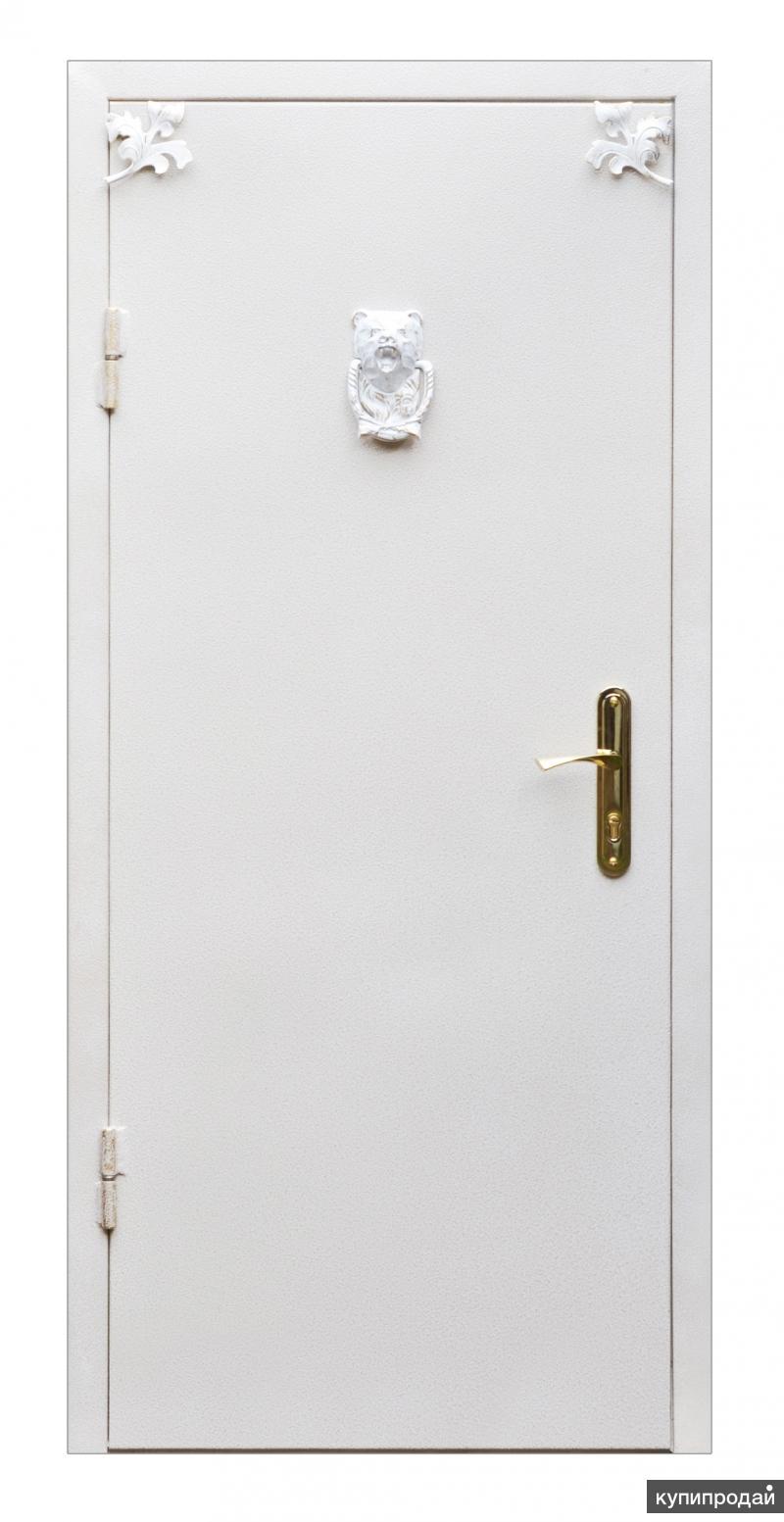 Входные двери из стали 2 мм с тайниками