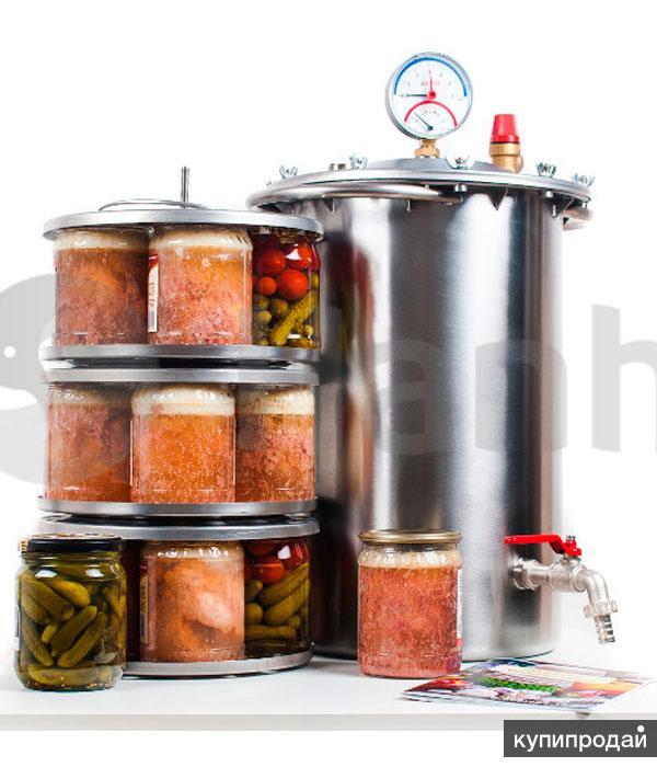 Автоклав ХАНХИ (20 литров)