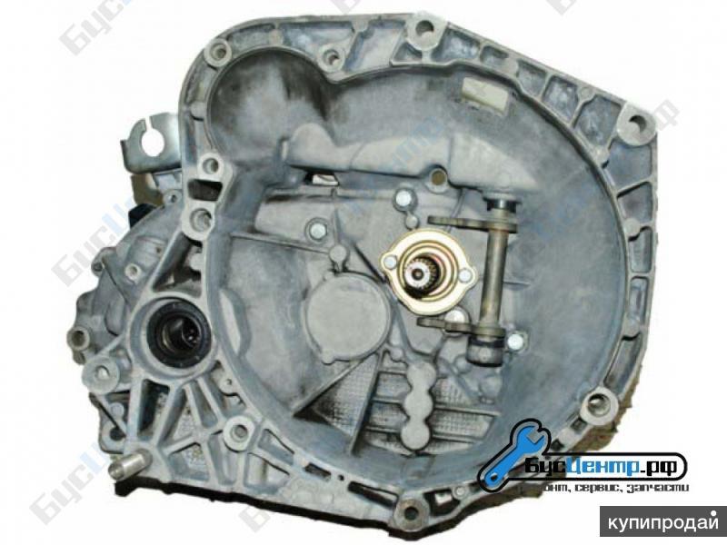 КПП 1.9JTD 1.9MJet Fiat Doblo -09