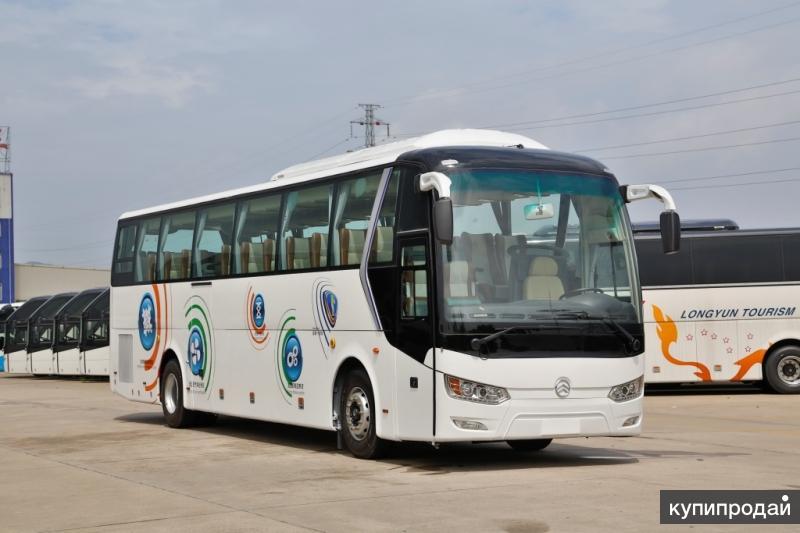 Автобусы Golden dragon XML 6126 JR