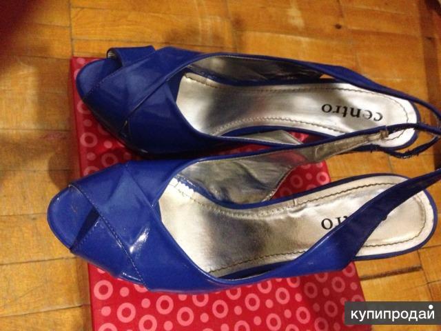 Туфли, размер 39, новые
