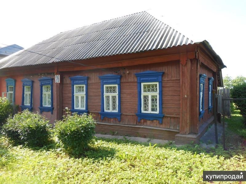 часть Дома 50 м2Серпуховский район, д.Нефедово