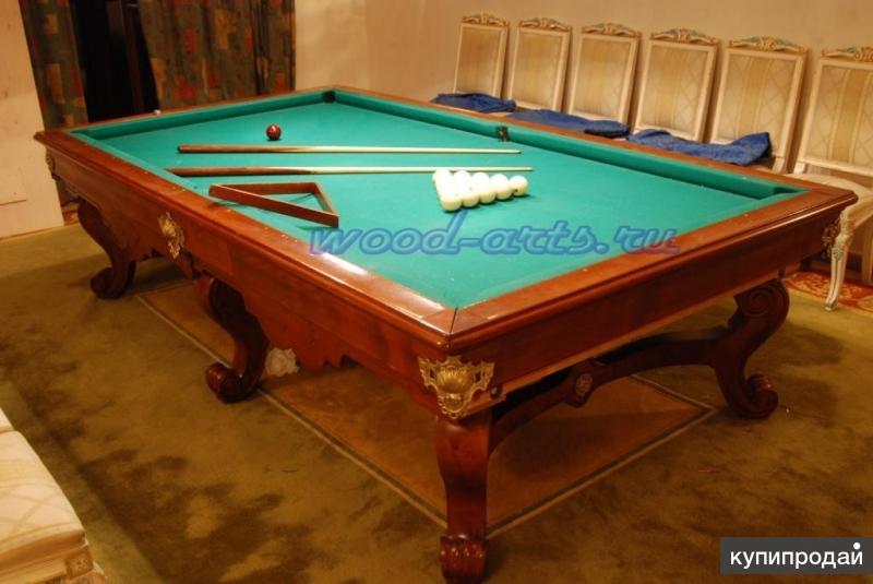 Бильярдные столы: продажи и обслуживание, новые и бу