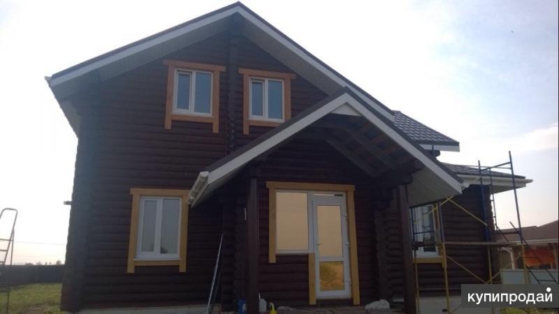 Строительство частных и дачных домов: от фундамента до конька