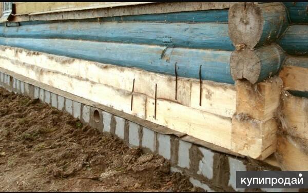Совет 1: Как сломать старый бревенчатый дом