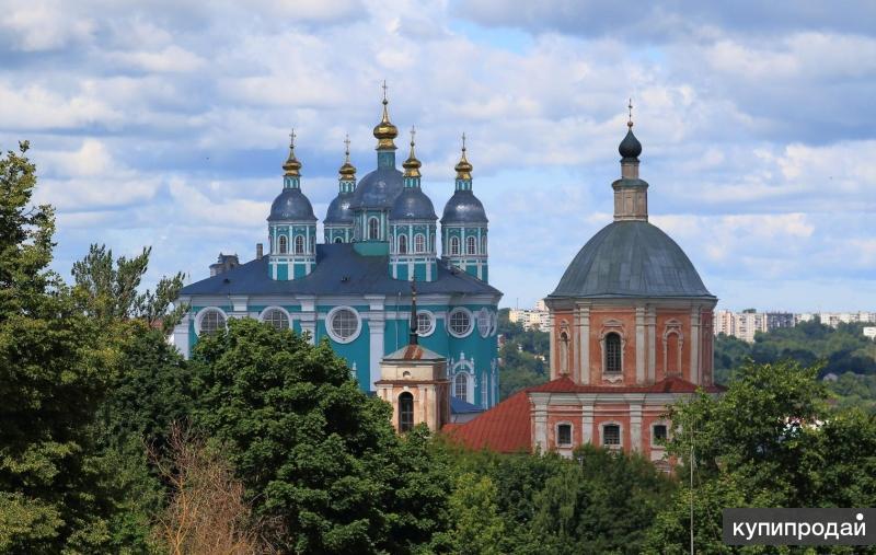 Организация экскурсий по Смоленску