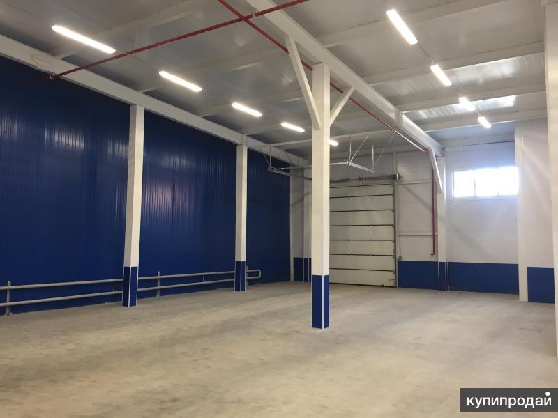 Торговые, склад. и офис. помещения более 2000 кв.м
