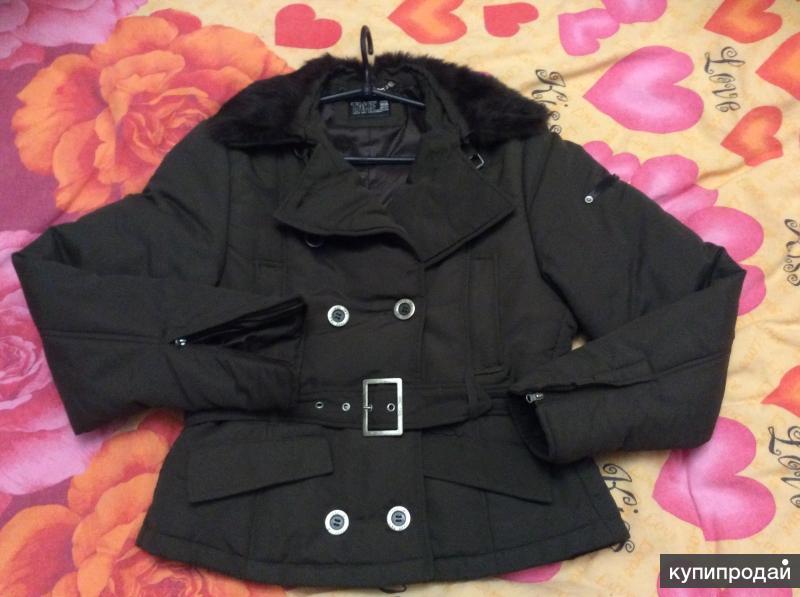 "Куртка ""TAKE.TWO"" женская р48 демисезонная."