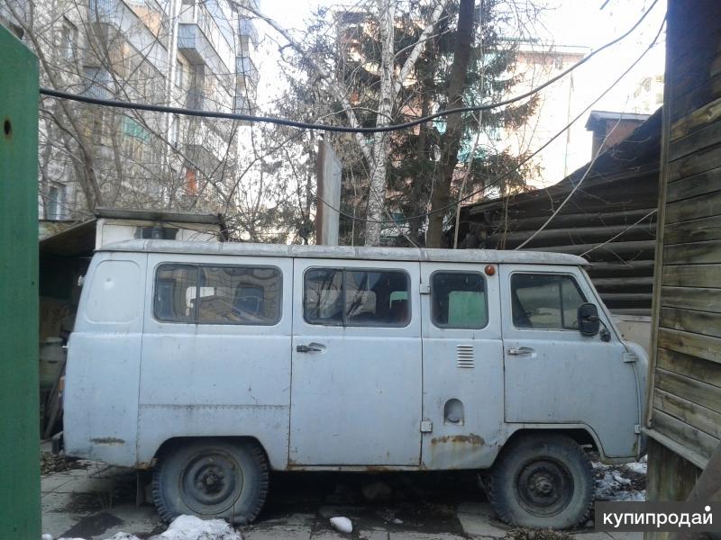 УАЗ 2206, 1994 Буханка