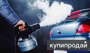 Удаление неприятного запаха в салоне автомобиля от 40 мин