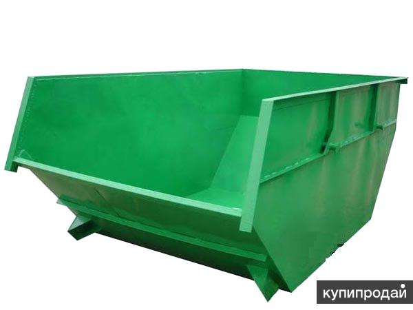 Вывоз и утилизация мусора в контейнерах