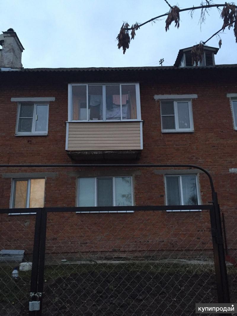 2-к квартира, 45 м2, 2/2 эт.